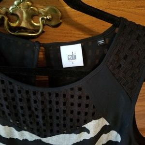 CAbi Tops - Cabi sleeveless blouse